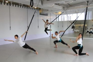 Aerial Workout
