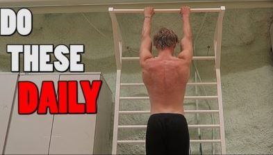 Exercises you should do daily
