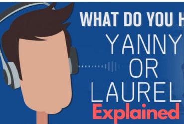 Science behind yanny and laurel