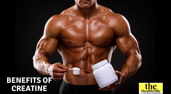 Benefits of Creatine during workout