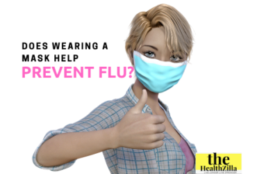 Can wearing a mask protect you from flu?